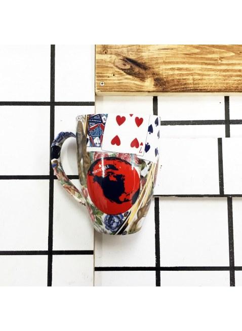 文化屋雑貨店 Big mug