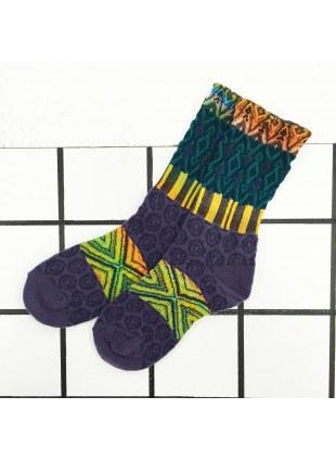 「nonnette」Original Socks (lavender)