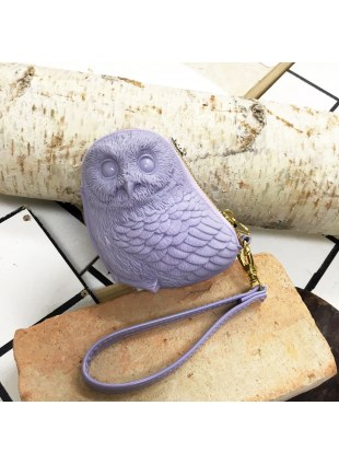 3D Bag (Purple Owl)
