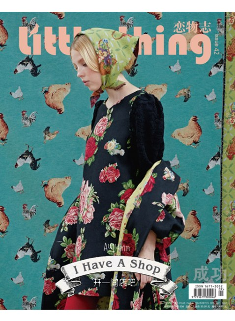 "Little Thing MagazineNo.42  ""I Have A Shop"""