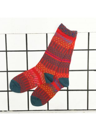 「nonnette」Original Socks (red)