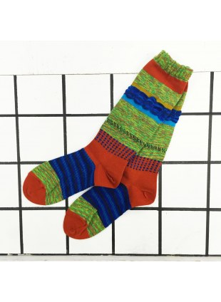 「nonnette」Original Socks (lime green)
