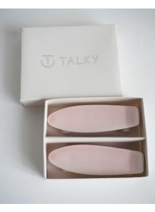 TALKY -skateboard chopstick rest- PINK