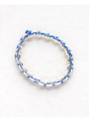 niji ring (Blu)