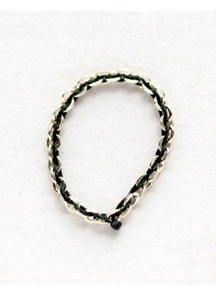 niji ring (Blk)