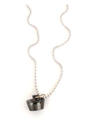 Bath Plug necklace