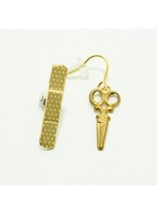 First Aid Pierce(Scissor×Bandaid)