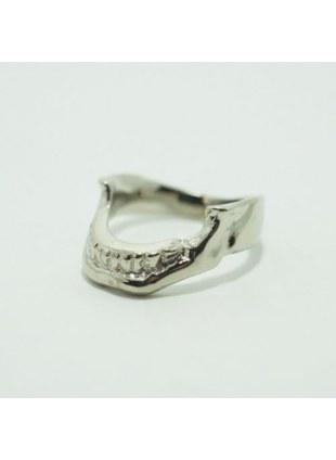 Skull Parts Ring (Sv下)