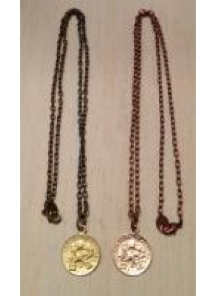 Initial Coin Necklace(R)