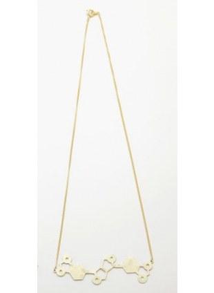 化学屋 Sesamin Necklace (GOLD)