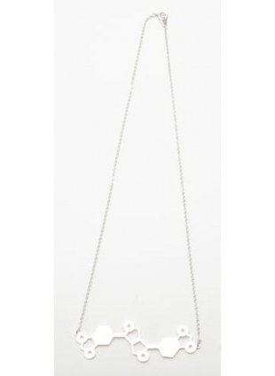 化学屋 Sesamin Necklace (SILVER)