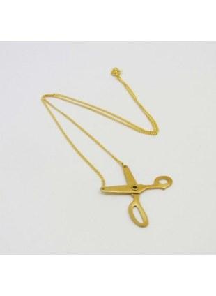 Cut Necklace
