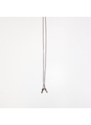 Tassel Necklace(SILVER)
