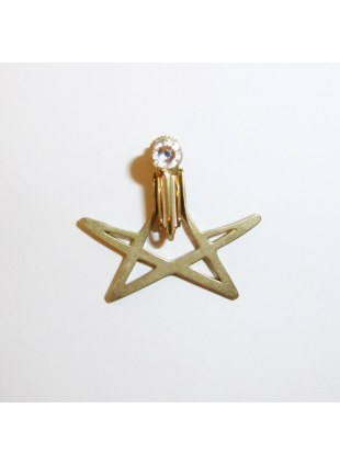 Back Clip (Star x Stone)