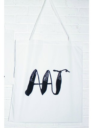 【Lsize】AAT POSTER TOTE_AAT