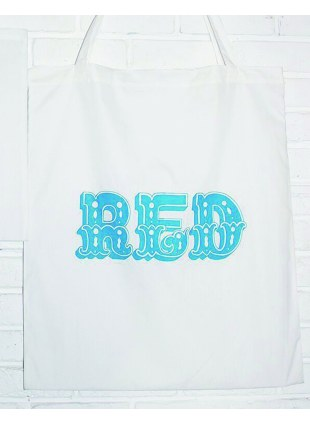 【Lsize】AAT POSTER TOTE_RED