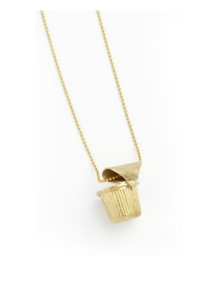 Coffee Fresh Necklace (GOLD)