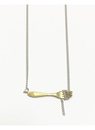 Pasta Necklace(GOLD)