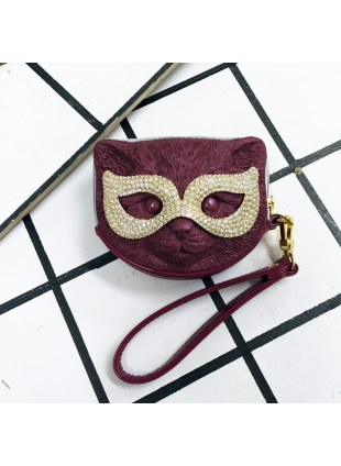 3D Bag (Red Cat)