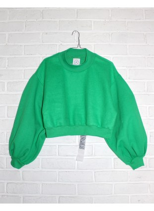 ReMake sweat Type-A GREEN