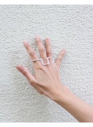 【 LIMIfeu x Aquvii 】water pipe ring