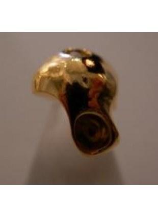 Skull Parts Necklace(Gd上)
