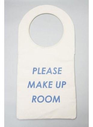 Don't Disturb BAG (wht/big)