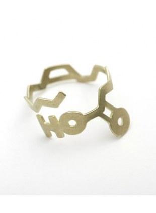 化学屋 Oleic Acid Ring GOLD