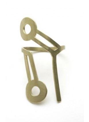 化学屋 Mehylglyoxal Ring GOLD
