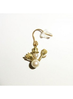 Plus Pearl Pierce (snowman)