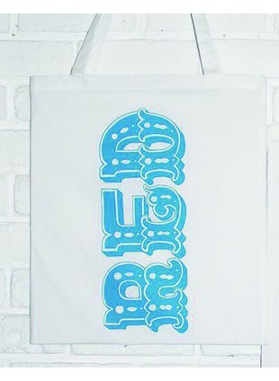 【Msize】AAT POSTER TOTE_RED