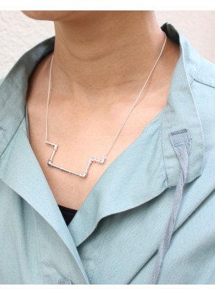 【 LIMIfeu x Aquvii 】water pipe necklace
