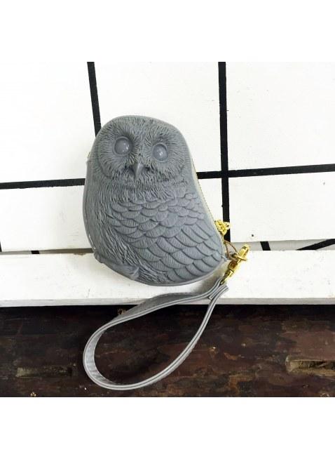 3D Bag (Gray Owl)