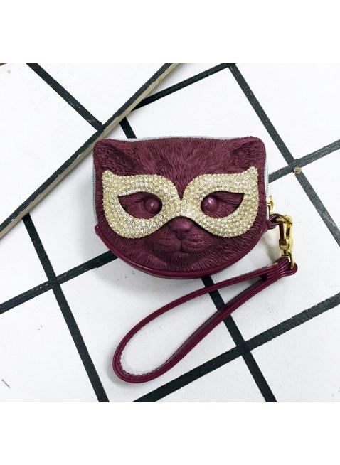3D Bag (Red Cat)