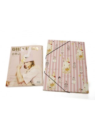 "Little Thing Magazine(リトルシング) No.39  ""Bunny Republic""× うさぎバッグセット"