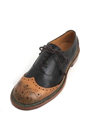 NAO YOKOO / トゥキャップ(ノルウィージャン)ブーツ