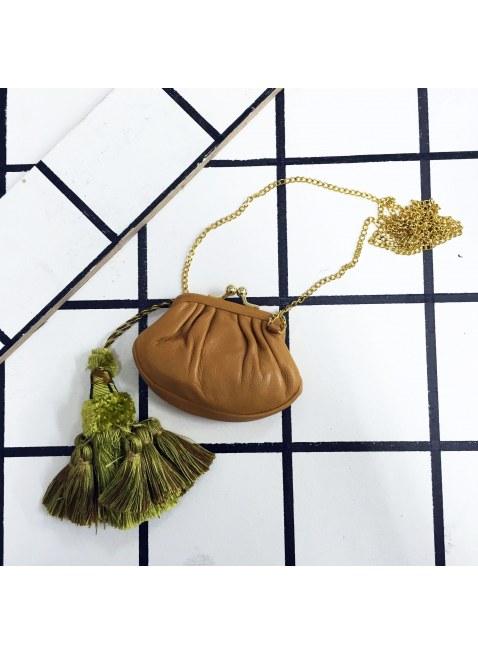 Mini がまぐち Bag