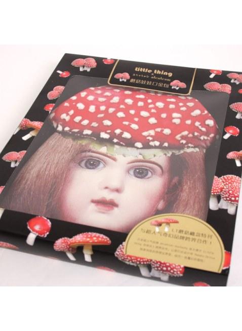 achacyum× little thing special collaboration mushroom Girl pochette
