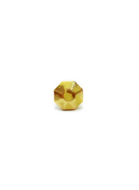 OMNES Leather Cover Pierce(M) Yellow
