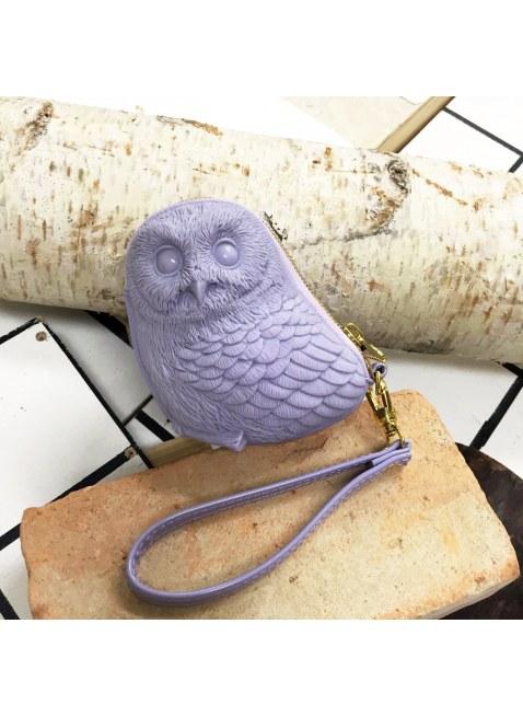 3D Bag (Purple Owl)