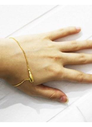 Taglock bracelet