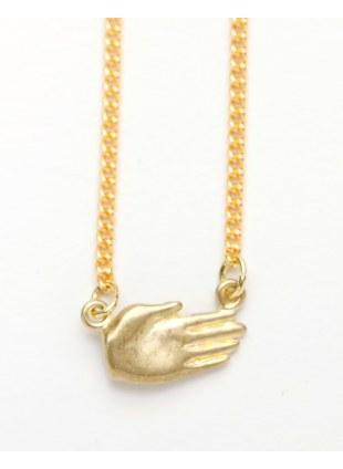 Janken Necklace (パー)