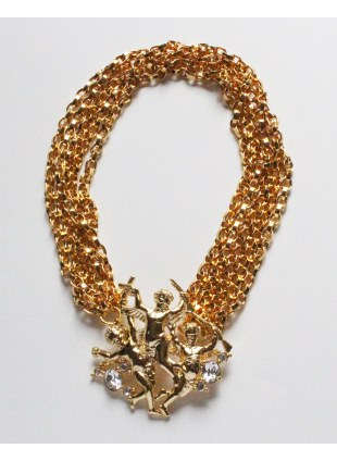 3 Angel Necklace