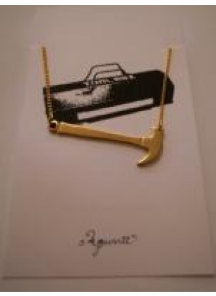 Tools Necklace (弓形ハンマー)