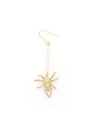 Spider Web Pierce(Pink)