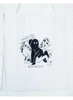 【Lsize】AAT POSTER TOTE_Japonism