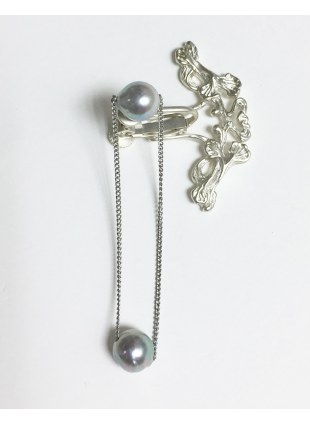 【NEW!】NEW PEARL×BackClip-Baroque-