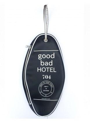 Motel Key Bag_BLK