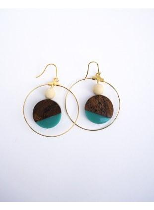 ODEN Pierce -○- Turquoise