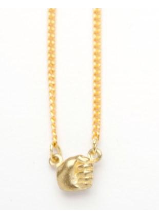 Janken Necklace (グー)